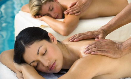 60-Minute Massage with Foot Soak for One or Two at New Paradigm Massage (Up to 51% Off)