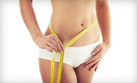 One or Three Ultrasonic LipoSculpt Sessions at Confessions Day Spa (Up to 60% Off)