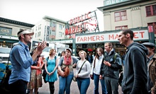 Two or Four Tickets to a Historical Tour of Pike Place Market from Public Market Tours (Up to Half Off)