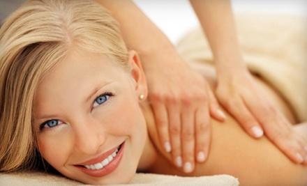 60- or 90-Minute Swedish Massage at Just the Right Touch Massage (Up to 53% Off)