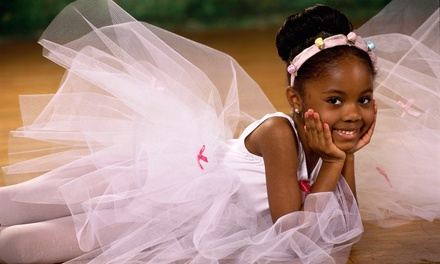 Two Months of 30- or 60-Minute Children's Dance Classes at KIngdom Arts  (Up to 64% Off)