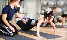 6 or 10 Personal-Training Sessions at Maximum Results ATX (Up to 59% Off)