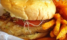 Locally Sourced Cafe Cuisine or Catering at Worth It Caf (Up to Half Off). Two Options Available.