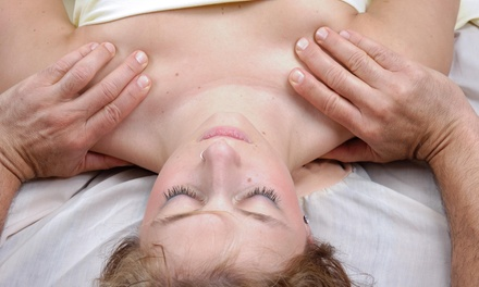 A 60-Minute Deep-Tissue Massage at Moxie  (58% Off)