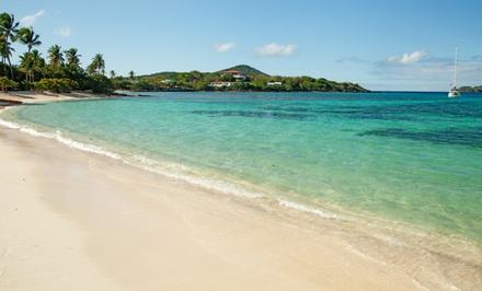 groupon daily deal - 3-, 4-, 5-, or 7-Night Stay with Dining Credits at Crystal Cove Villas in St. Thomas, US Virgin Islands