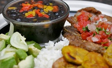 Cuban Dinner with Appetizers and Entrees for Two or Four at Mambo Grill &amp; Tapas (Up to 61% Off)