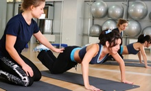 One- or Two-Month Unlimited Gym Membership with Personal-Training Sessions at Intoxx Fitness (Up to 88% Off)