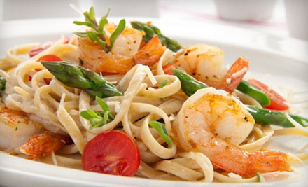 $20 for $40 Worth of Steak, Seafood, and Pasta at Annexe Resto