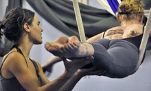 1, 6, or 10 Aerial Circus Classes at Aeon Aerial Arts Academy (Up to 57% Off)
