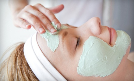 $49.99 for a 45-Minute Facial, Neck and Shoulder Massage, and Skin Consultation at Lou Lou's Spa ($130 Value)