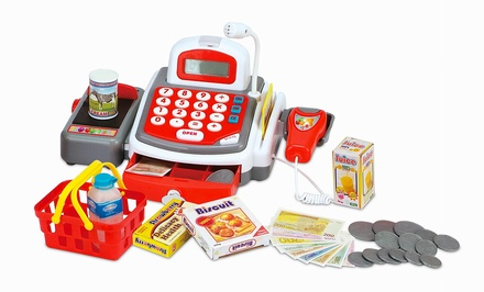 Children's Play Cash Register