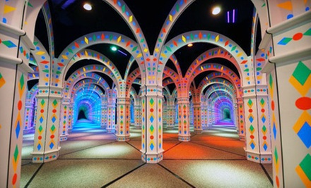 Mirror-Maze Adventure for Two or Four at Amazing Mirror Maze (Half Off)