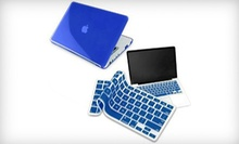 $39 for a MacBook Pro Case and Keyboard Skin from Shoppers That Save ($99 Value)