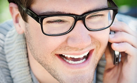 $49 for $200 Toward Prescription Eyeglasses or Prescription Sunglasses at Novus Clinic