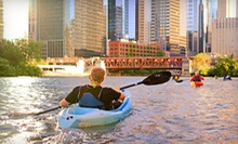 Two-Hour Single- or Double-Kayak Rental from Wateriders (51% Off)
