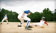 $145 for a Four-Day Instructional Baseball or Softball Camp at Teel's Baseball and Softball Training Center ($295 Value)