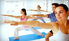 $39 for One Month of Unlimited Yoga at Shanti Yoga (Up to $128 Value)