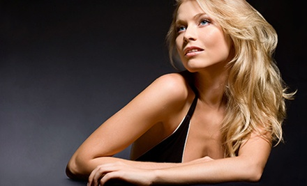 Hair Packages at Perry George Salon & Spa (Up to 59% Off). Three Options Available.