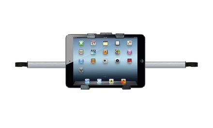 Hipstreet Universal Tablet Headrest Car Mount for Most 7