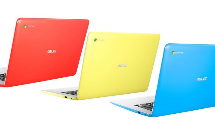 $199 ASUS 13 Chromebook with Intel N2830 Celeron Processor, 2GB RAM, and 16GB SSD