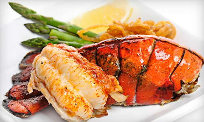 Seafood popei 39 s clam bar seafood restaurant groupon for Table 99 bethpage