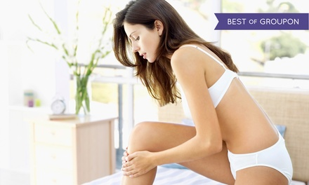 Six Laser Hair-Removal Treatments on a Small, Medium, or Large Area at Glamour Medi Spa (Up to 84% Off)