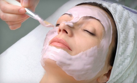 One, Three, or Five Facial Packages with Custom Facials, Peels, and Makeup Applications at CC Medi Spa (Up to 83% Off)