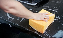 $19 for a Carnauba Hand Wax with Interior Vacuum, Window Wash, and Tire Shine at Millbrae Car Wash ($39.95 Value)
