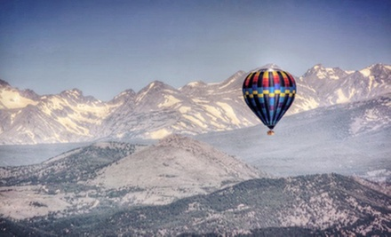 Weekday Hot Air Balloon Ride for One or Two with Breakfast and Champagne from Adventure Balloon Sports (Up to 51% Off)