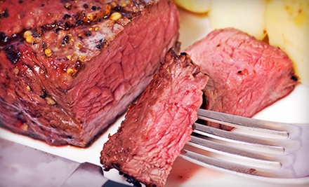 Weekend or Weeknight Steak and Seafood Dinner at Nemo Grille (Half Off) 