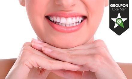 Clínica Dentária de Algés — Algés: placa de bruxismo, consulta de avaliação e opção de higiene oral completa desde 59€