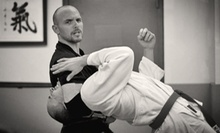 5, 10, or 15 Muay Thai or Jujitsu Classes at New York Jiu Jitsu (Up to 74% Off)