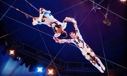 Shrine Circus at RA Centre Parking Lot on August 7–8 (Up to 47% Off)