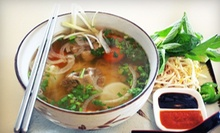 Vietnamese Cuisine at Basilic Vietnamese Grill in Lauderdale-by-the-Sea (Up to 54% Off). Two Options Available.