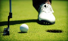 One or Three One-Hour Private Intro Golf Lessons from Robert Jan Golf (Up to 74% Off)