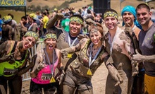 $29 for 5K Obstacle-Course Race Entry from Mud Factor on Saturday, September 7 ($65 Value)