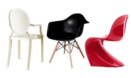 Ideia Home Design — Póvoa de Santa Iria: cadeira Valentina, Neo ou Verner desde 44€