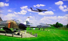 Admission for Two, Four, or Eight to Grissom Air Museum (Up to 61% Off)