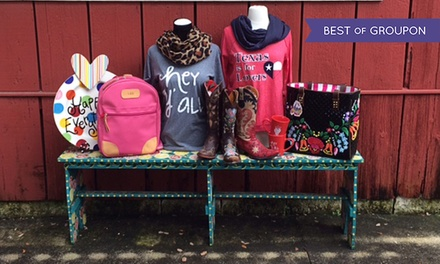 Boutique Apparel and Accessories at Bless Your Heart (38% Off). Two Locations Available.