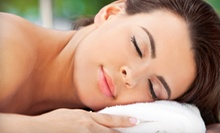 Signature Massage Package with Foot Scrub or Sauna Session, Facial, or Couples Massage at Tea Spa (Up to 61% Off)