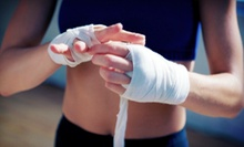 $39 for One Month of Unlimited Kickboxing Classes and Gloves at Westchester Mixed Martial Arts ($197 Value)