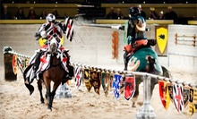 Knight Tournament and Feast for One, Two, or Four at Medieval Times (40% Off)