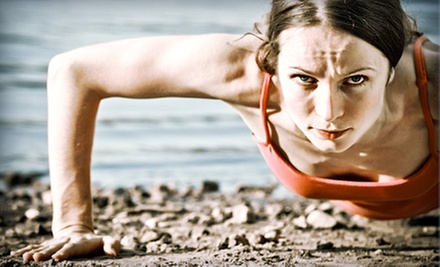 Four- or Eight-Week Boot-Camp Session at Real World Athlete (Up to 82% Off)