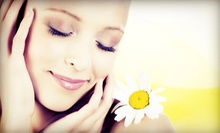 Facial with a Peel and Optional Waxing Services at The Alchemy of Beauty (Up to 55% Off). Four Options Available.