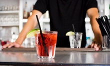 $195 for 32 Hours of Bartending Classes ($395 Value) at ABC Bartending School