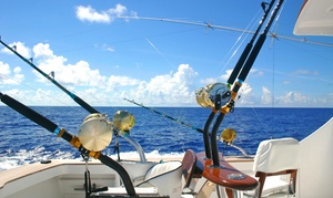 Deep Sea Fishing for One or Two from Marina Del Rey Sportfishing (Up to 50% Off)