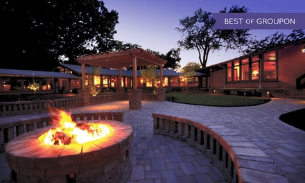 groupon daily deal - Stay at Lake Lawn Resort in Delavan, WI. Dates into June.