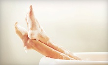 $129 for Two Laser Toenail-Fungus Treatments at Sobe Spa ($300 Value)
