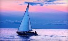Semi-Private Sailboat Cruise for Two or Four or Private Sailboat Cruise for Six from Captains Source (Up to 56% Off)