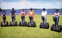 $60 for Two-Hour Segway Tour of New Bern for Two from New Bern Segway Tours & Fun Center ($120 Value)